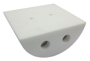 EN71-8 Typical load fixture for a flexible swing element LE2025